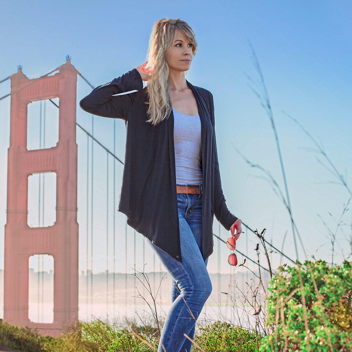 Elesk Apparel Women's Fashion Evolution Cardigan Product Image