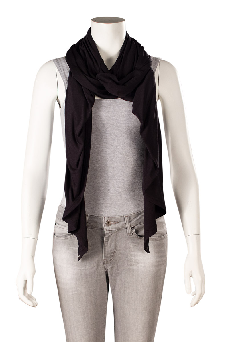 Drape and Wrap Scarf